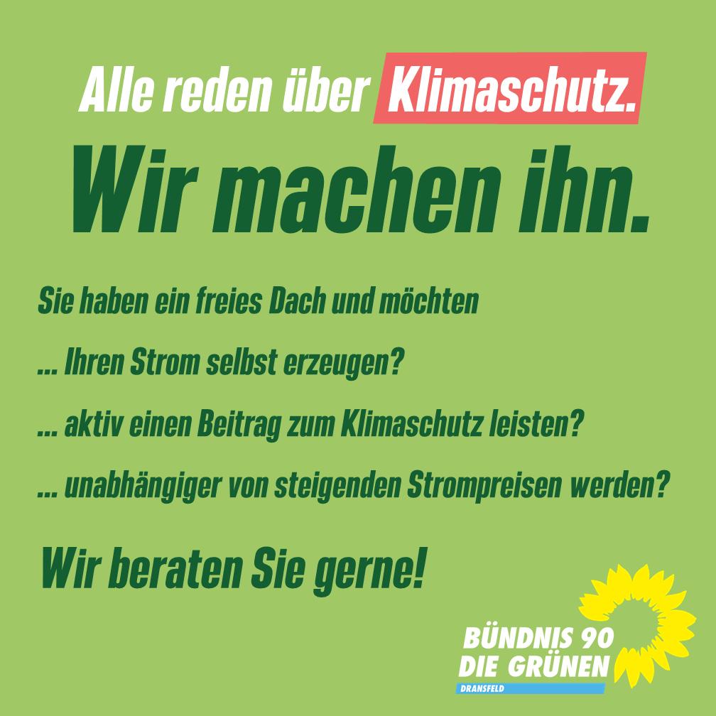 Wahlkampfstand (2. Termin)